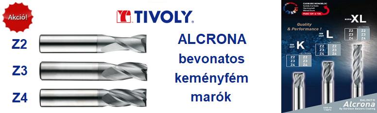 Alcrona marók