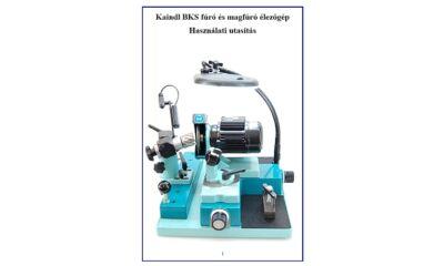 BKS használati utasítás